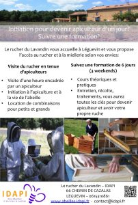 Formations et initiations IDAPI